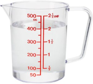 Measuring-Cup-of-Water
